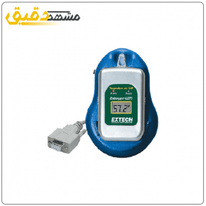 ترموگراف ، ثبت کننده دما و رطوبت EXTECH 42275