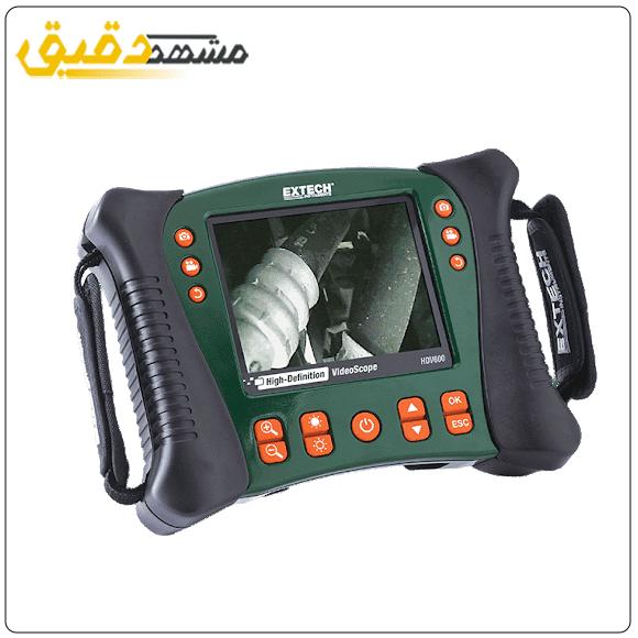 تعمیر انواع دوربین بازرسی مدل HDV650W-30G