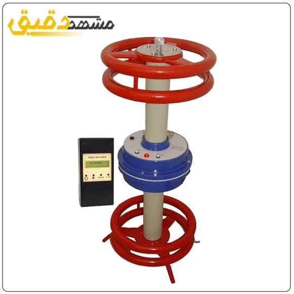 تقسیم کننده ولتاژ کیلو ولت متر DET RD-140