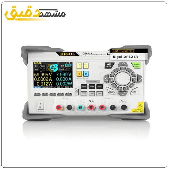خرید اسیلوسکوپ دیجیتال مدل DP821A