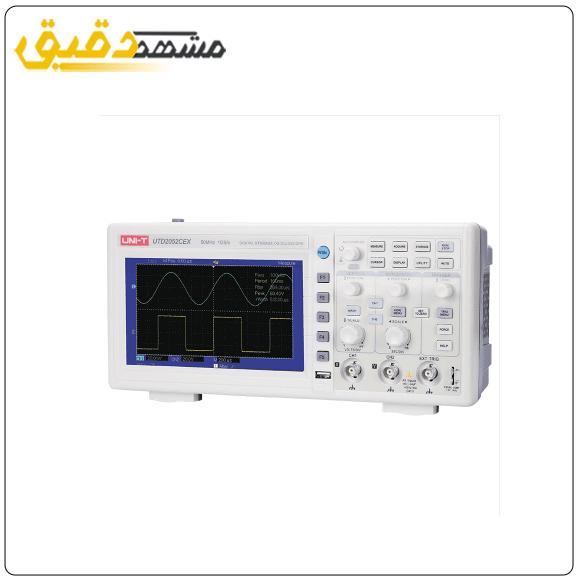 خرید اسیلوسکوپ دیجیتال مدل UTD2052CEX
