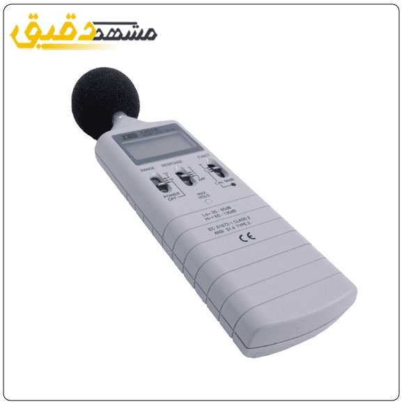 خرید صوت سنج دیجیتال مدل TES-1351B