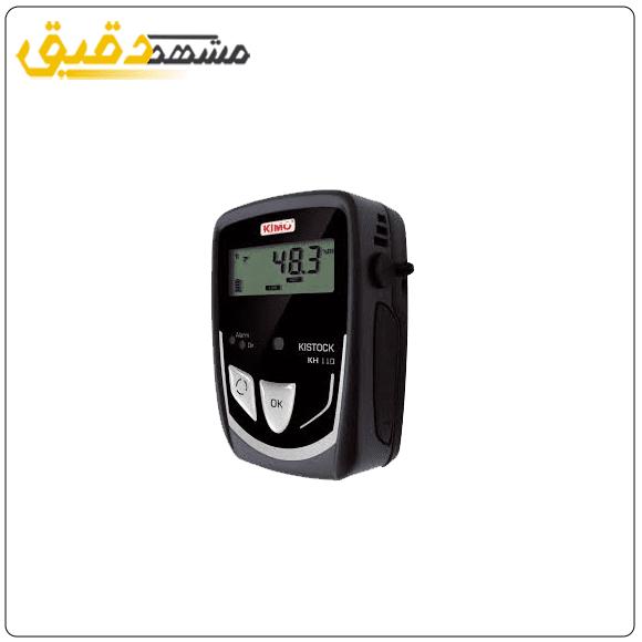 دیتالاگر ولتاژ ، جریان ، دما ، کیمو KIMO KT110 ، KH110