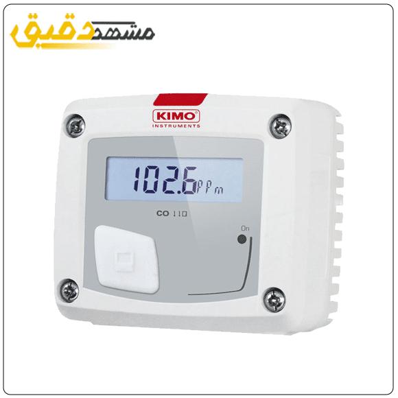 سنسور اعلام خطر گاز KIMO CO 110