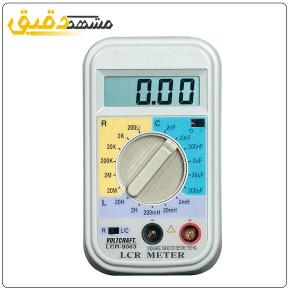 ظرفیت سنج خازن LCR-9063