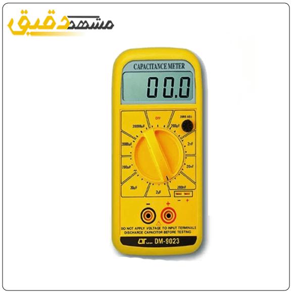 ظرفیت سنج خازن lutron dm-9023