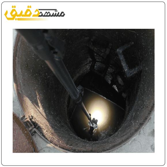 عرضه دوربین بازرسی چاه AD-M2107E