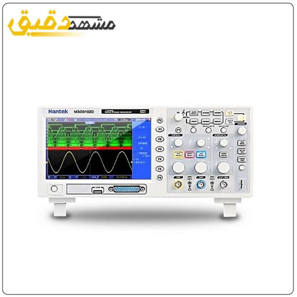 عرضه کننده اسیلوسکوپ دیجیتال مدل MSO-5102D