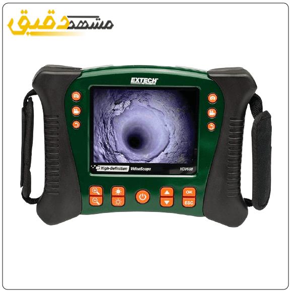 عرضه کننده انواع دوربین بازرسی مدل HDV650-10g