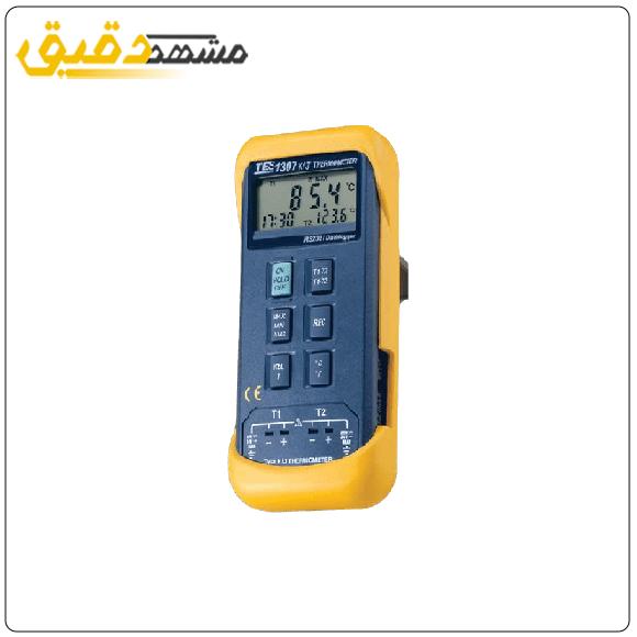 عرضه کننده ترمومتر دیتالاگر مدل TES-1307