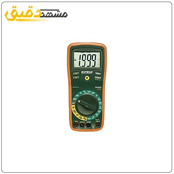 عرضه کننده مولتی متر مدل EX410A