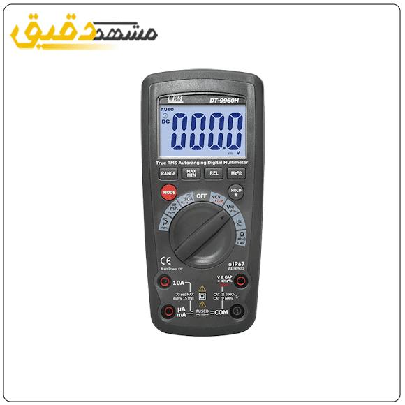 فروش مولتی متر دیجیتال مدل DT-9926