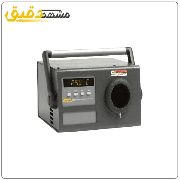 فروش کالیبراتور ترمومتر لیزری پرتابل فلوک Fluke 9132 Portable Infrared Calibrator