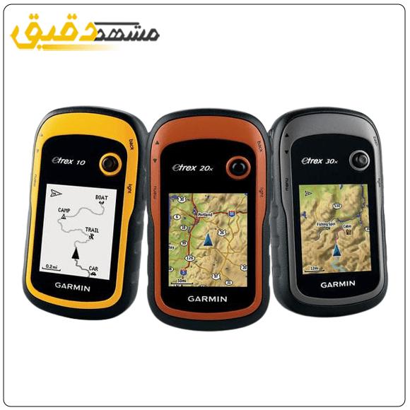 فروش GPS گارمین ارزان قیمت etrex 10