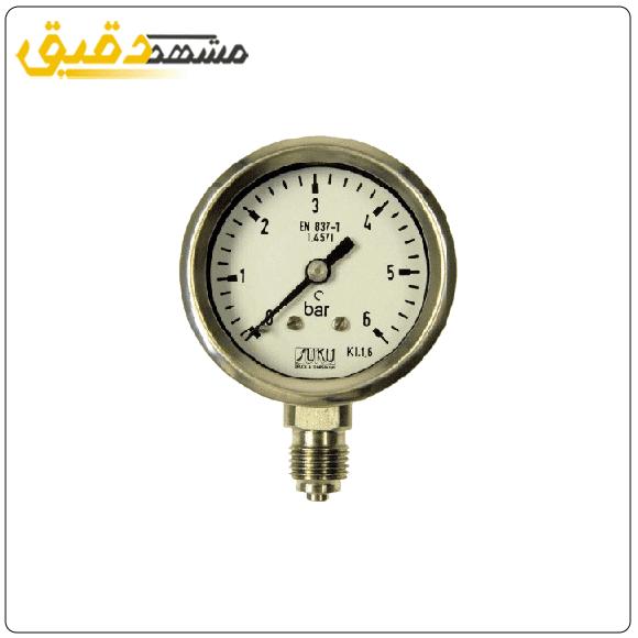 فشار سنج گاز