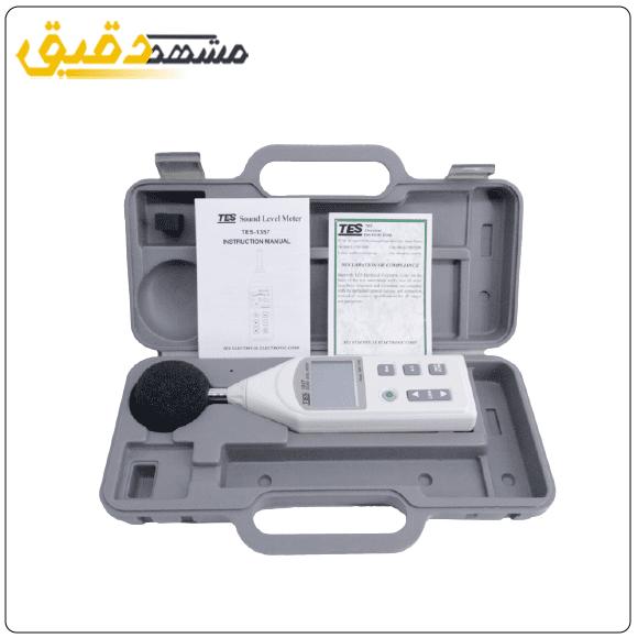مرکز پخش انواع تستر صدا TES-1357