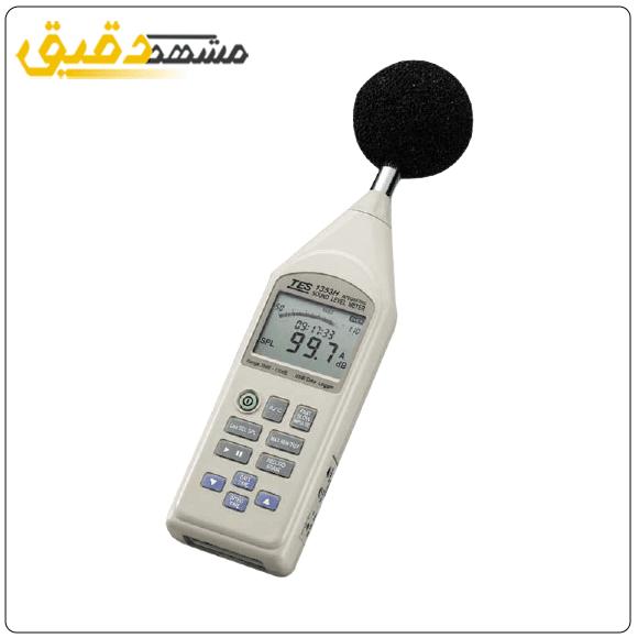 مرکز پخش انواع صداسنج ارزان TES-1353H
