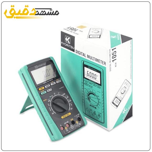 مولتی متر دیجیتال مدل KEW 1051