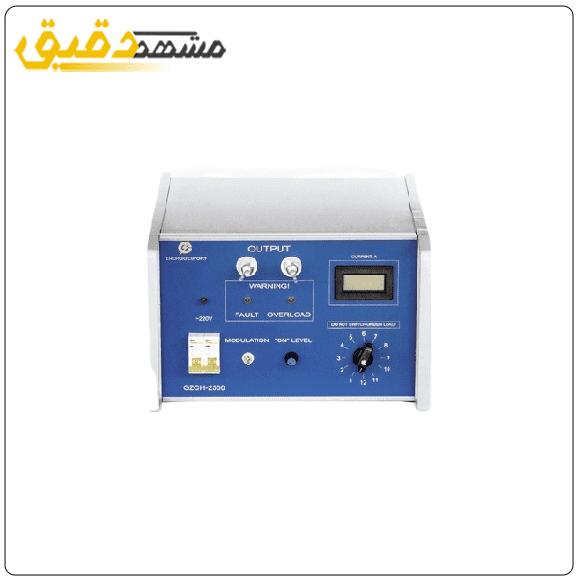 ژنراتور تزریق فرکانس صوتی DTE GZCH-2500