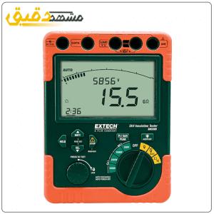 تستر عایق دیجیتالی ولتاژ بالا یا میگر مدل 380396 EXTECH