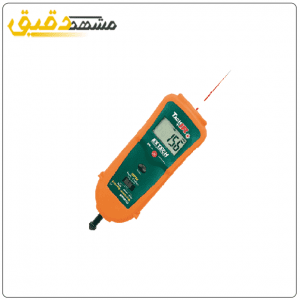 تاکومتر لیزری/ تماسی Extech RPM10