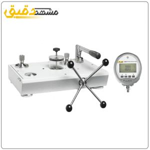 پمپ دستی فشار پمپ تست گیج فشار هیدرولیکی فلوک مدلFluke P5515