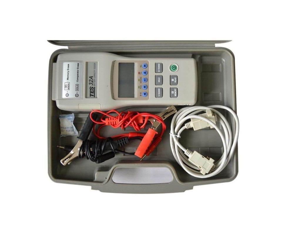 تستر باتری TES-32A