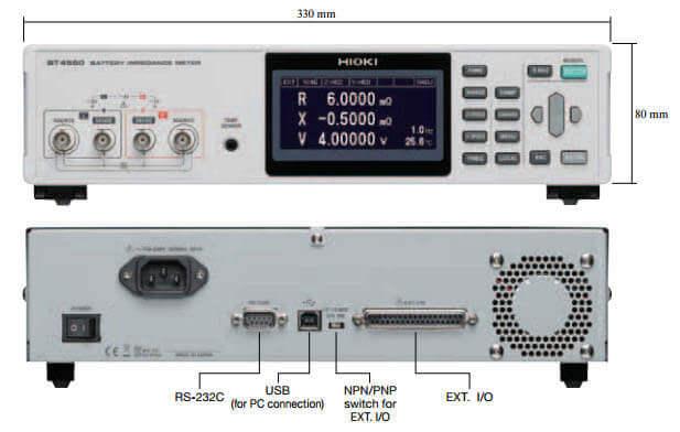 bt4560-front-back فروش انواع دستگاه تستر باتری 05137133804 - 05137133803