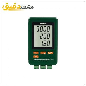 تستر دما رطوبت و فشار extech SD700