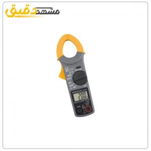 آمپرمتر کلمپی دیجیتال Kyoritsu KT-200   قیمت و خرید کلمپ متر KT-200 AC  فروش آمپرمتر در مشهد