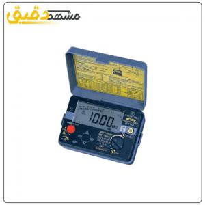 تستر مقاومت عایقی آنالوگ مدل 3123   kyoritsu 3021 manual فروش   قیمت و خرید میگر دیجیتال کیوریتسو 3123